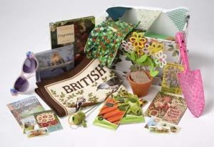 Glorious Gardening Memory Box