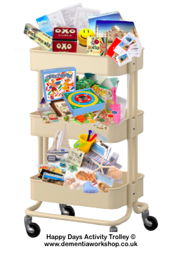 Activity Trolley by Happy Days ©