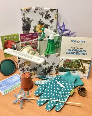 Glorious Gardening with Time to Chat Cards
