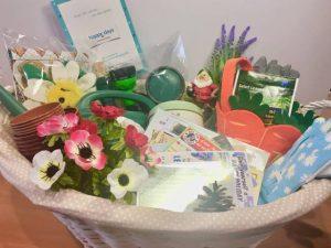 Happy Days Dementia Workshop Glorious Garden Basket