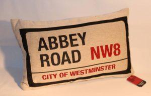 Abbey Road Cushion