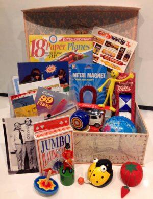 1970s Memory Box De-luxe