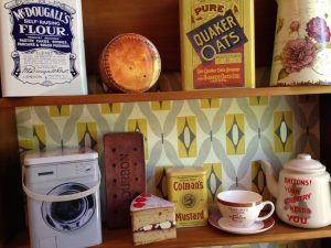 Just one of our many Nostalgic Displays - Choose your own style, theme, era, colour scheme and budget