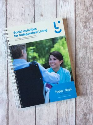 Independent Living Social Activity Manial