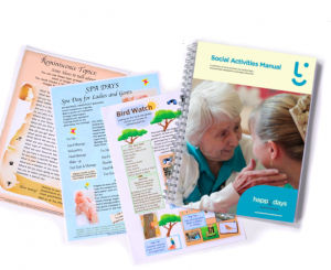 Social Activity Manuals Licensed Resources