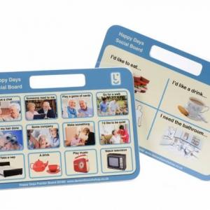 Memory Prompts - Communication Board - Create Conversations - Memorabilia - Life Story Materials