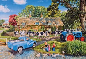 Milk on the Move 250XL jigsaw