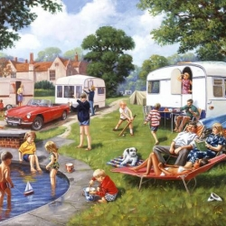 Caravan Holiday Times - available at www.dementiaworkshop.co.uk