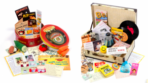 Reminiscence Memory Boxes - Suitcases - Rummage Baskets - Everyday & Tactile Materials