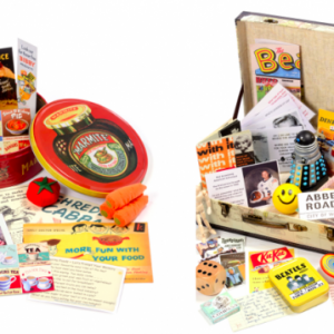 Reminiscence Baskets Suitcases & Memory Boxes - Rummage Baskets