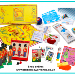 Happy Days Nostalgic Gifts Shop online www.dementiaworkshop.co.uk