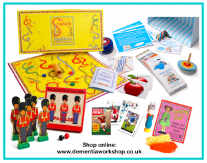 Activities - Packs - Sensory - Games - Books - Jigsaws - Aprons - Gifts