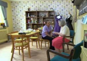 Reminiscence & Activity Lounges