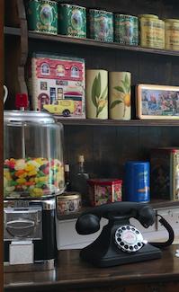 Nostalgic Sweet Shop